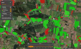 As a European Space Agency project, KappaZeta developed an application to detect the mowing of grasslands for agricultural subsidy checks