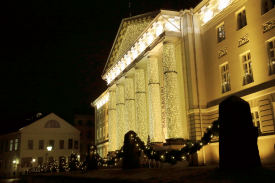The University of Tartu has been among the top universities in all years, but this year's second place is the highest so far. Photo by Margus Ansu